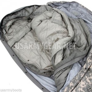 Made in USA Army 5 pc Improved Modular Goretex ACU Sleep System IMSS BAG USGI