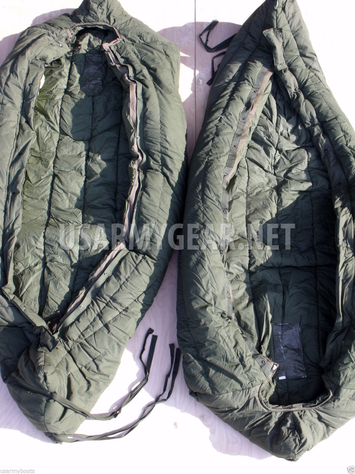 Made In Usa Usmc Army Intermediate Cold Weather Ecw Gi