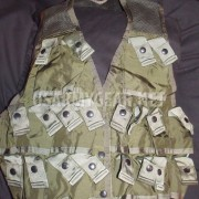 NEW Made in USA 24 pockets Ammunition Carrying Vest LARGE L ARMY,FLC,LBV,Hunter