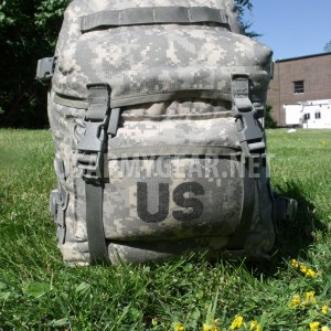 US Army Digital ACU Molle Assault 3 Days Backpack