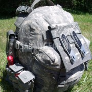 FULLY LOADED US Army Military ACU 3 Days MOLLE ASSAULT Back PACK
