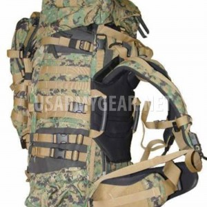 USMC Gen 1 Marine Woodland Digi ILBE Complete Back Pack Straps Lid Belt Pouches