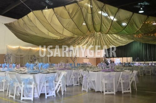 The product is already in the wishlist! Browse Wishlist. US Parachute Party Tent ... & US Parachute Party Tent Garden Canopy Sun Shade Gazebo Wedding ...