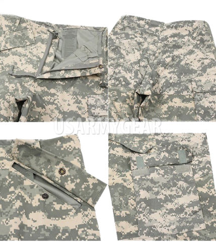 1aa42d608cbcb ECWCS Cold Weather Camouflage ACU GORETEX PANTS Trousers S M L XL ...